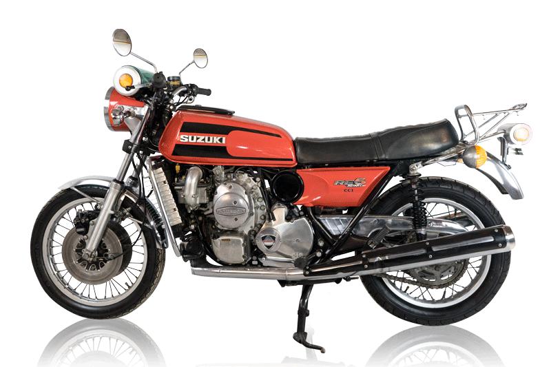 Suzuki RE-5 Rotary